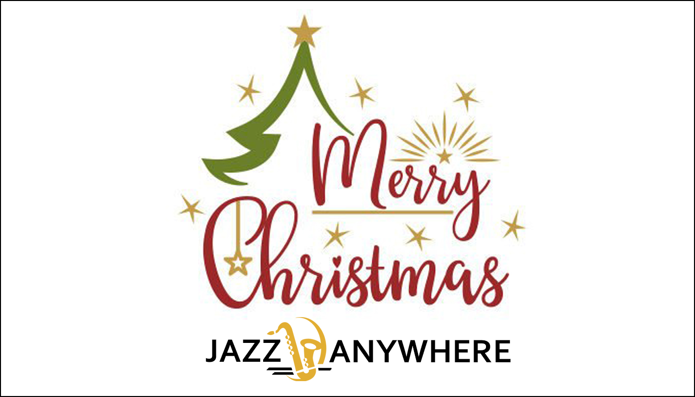 Jazz Anywhere Christmas Gift Card 003