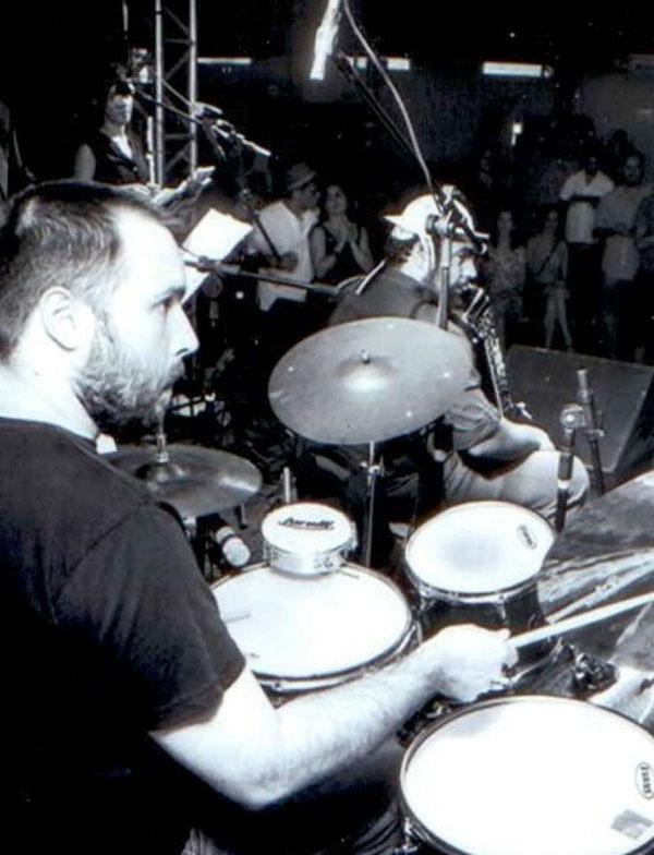 Behind Brazilian Drumming