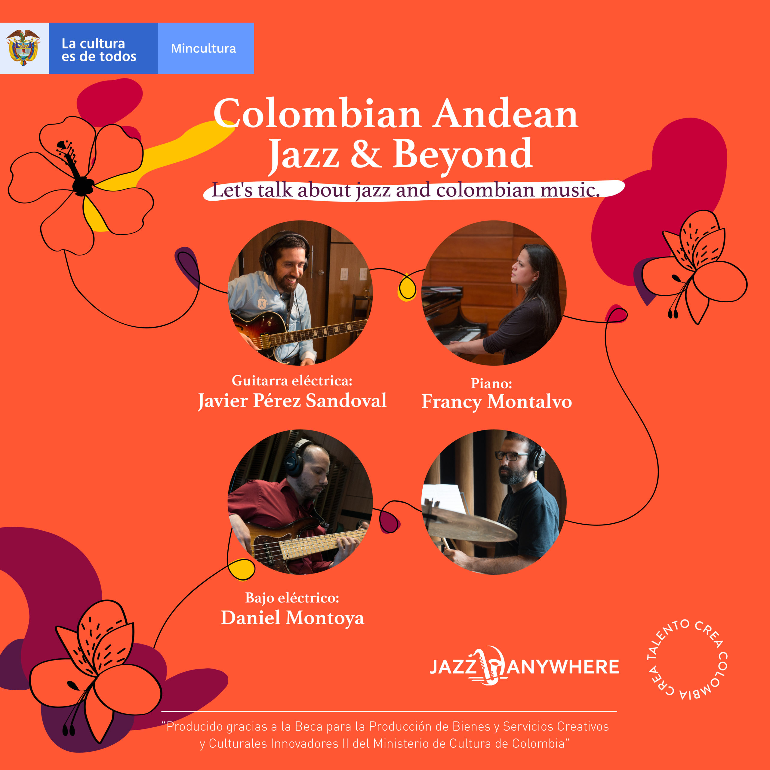 Colombian Andean Jazz & Beyond